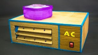 Download School Science Projects   AC for school students Video