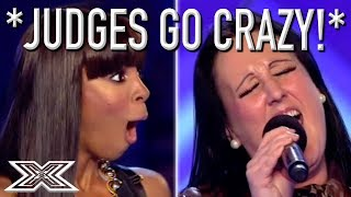 *MUST SEE AUDITION!* Sami Brookes Blows The Judges Away With INCREDIBLE Audition! | X Factor Global