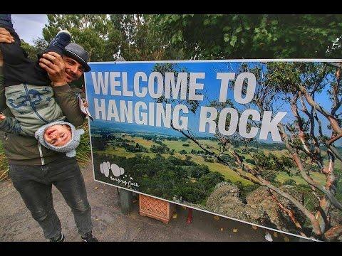 Hanging Rock Victoria  - Aerial Shots