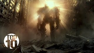 The Top 10 Most Advanced Jaegers (Pacific Rim & Pacific Rim Uprising)
