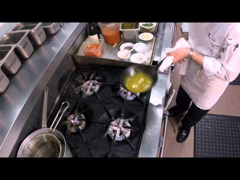 Char Grilled Swordfish
