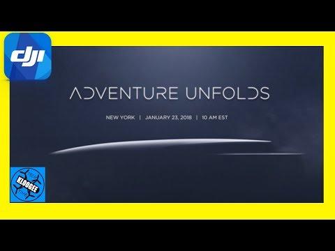 DJI Adventure Unfolds - Plus my predictions for DJI drone updates
