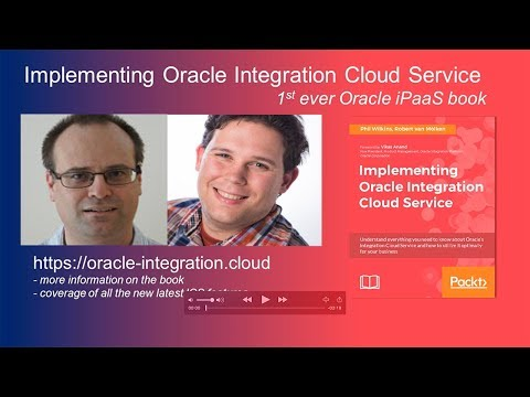 Building an Oracle Integration Cloud Service Integration in 2 Minutes