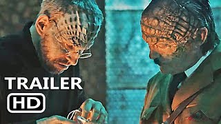IRON SKY 2: THE COMING RACE Official Teaser Trailer  (2019)