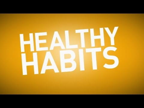 Healthy Habits- Bad For You