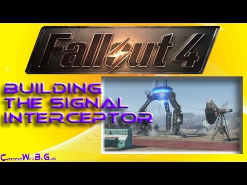 Fallout 4 - Building the 'Signal Interceptor' // The Molecular Level