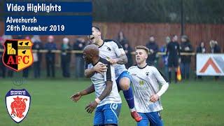 HIGHLIGHTS Alvechurch 1 4 Bromsgrove Sporting