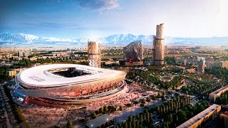 The New San Siro • Manica Project
