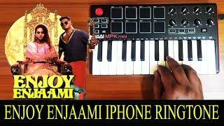 Enjoy Enjaami iPhone Ringtone By Raj Bharath | Dhee Ft Arivu