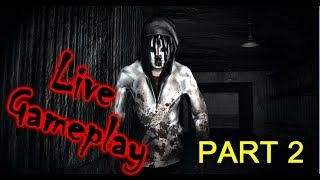 #635 - Live Gameplay - Slender: The Arrival (part 2)