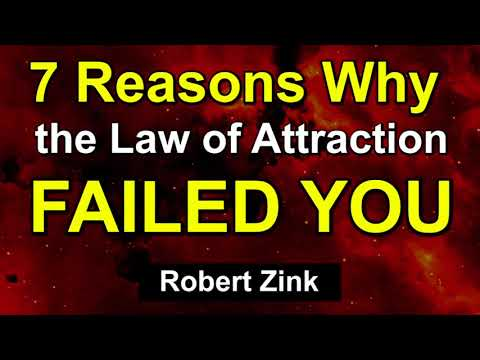7 Reasons the Law of Attraction Might Be Failing You
