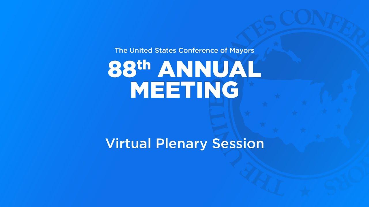 88th Annual Meeting: Virtual Plenary Session