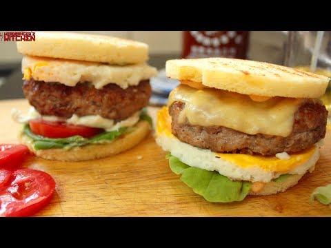 Keto Egg and Sausage McMuffin | Keto Recipes | Headbanger's Kitchen