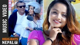A Jindagi By Manoj Mahato Ft. Namrata Sapkota & Santa Kumar Mahato (JJK)   New Nepali Adhunik Song