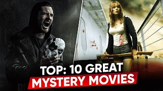 TOP 10: World's Best Mystery Movies in Hindi | Best Mystery Movies Of Hollywood in Hindi