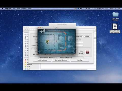 Cisco Packet Tracer 6.0.1 convertida en una aplicación nativa de MACOSX