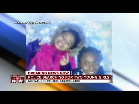 Milwaukee Police looking for 2 critically missing children