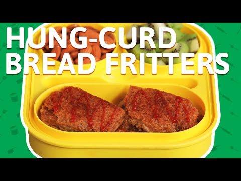 Crispy Bread Fritter Recipe - Paneer Stuffed Potato Croquettes - Bread Fritter Recipe For Kids