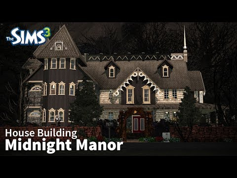Midnight Manor | The Sims 3 House Building