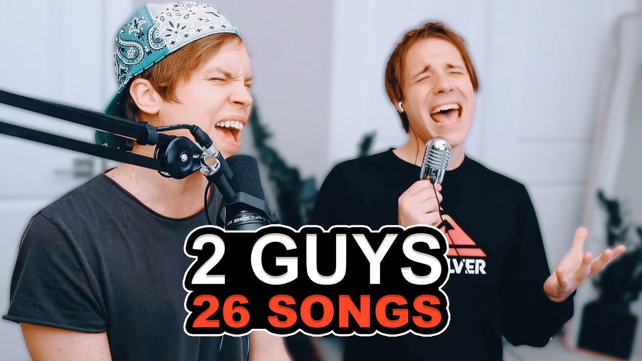 2 Guys, 26 Songs (feat. Black Gryph0n)