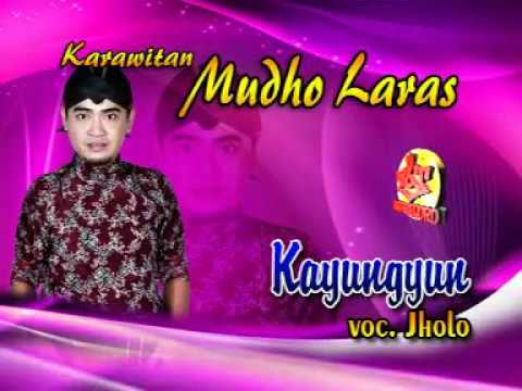 Lirik Lagu KAYUNGYUN Sragenan Karawitan Campursari - AnekaNews.net