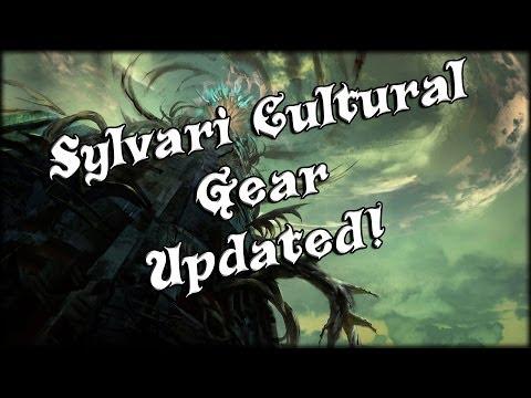 Guild Wars 2 - Sylvari Cultural Armor Updated!