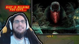 IMAQTPIE REACTS TO PYKE THE NEW CHAMPION | LEEVI COMBO | LOL - getplaypk