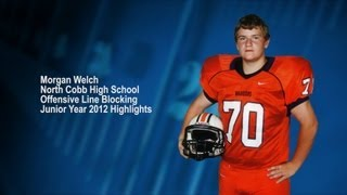 Morgan Welch Football Highlights