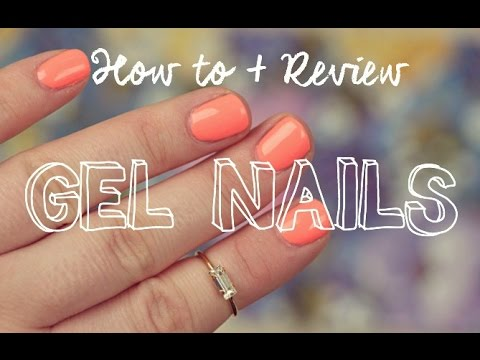 HOW TO DO YOUR OWN GEL NAILS