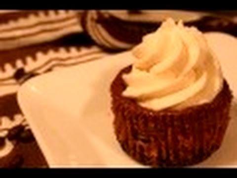 Mochaccino Cheesecake Cupcakes: Cupcake Show #22