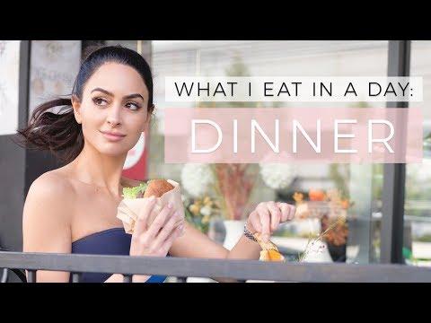 What I Eat - Dinner | Dr Mona Vand