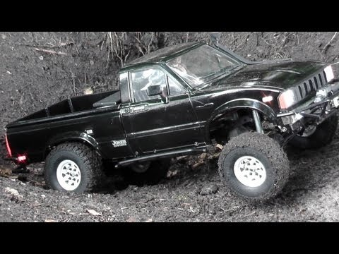 rc4wd trail finder 2    a good looking truck