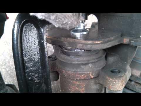 mazda 3 brake pads replacement