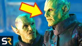 Download Marvel Theory: The Skrulls Will Have An Important Role In Avengers Endgame Video