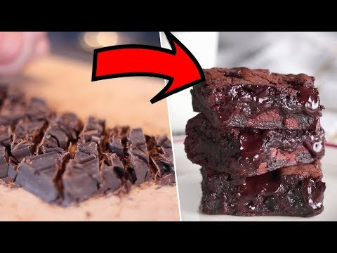 BEST Fudgy Brownies Review- Buzzfeed Test #90