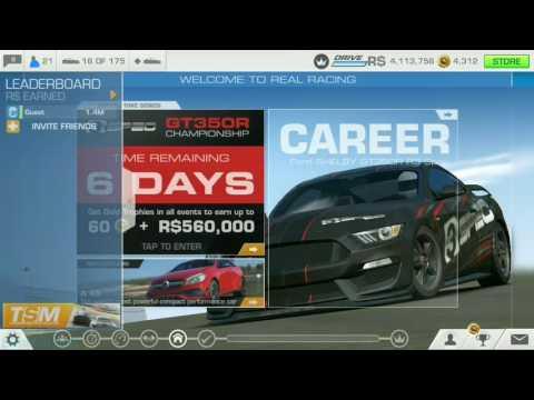 Real Racing 3 - GT350R R3 Spec Championship - Tier 2 - #1