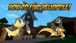 Pokémon Brick Bronze 6 How To Get Scyther And Helioptile Music