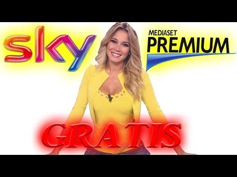 Come guardare SKY e Premium GRATIS in Streaming HD Tutorial ITA