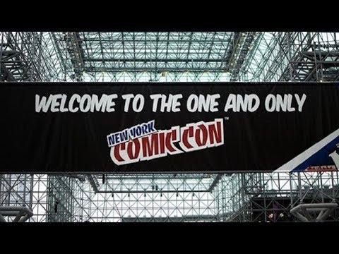 New York City Comic-Con ☆2014☆【Part 1 Of 2】