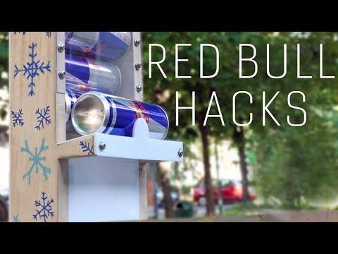 Smart Dispenser da Frigo Fai Da Te #RedBullHacks