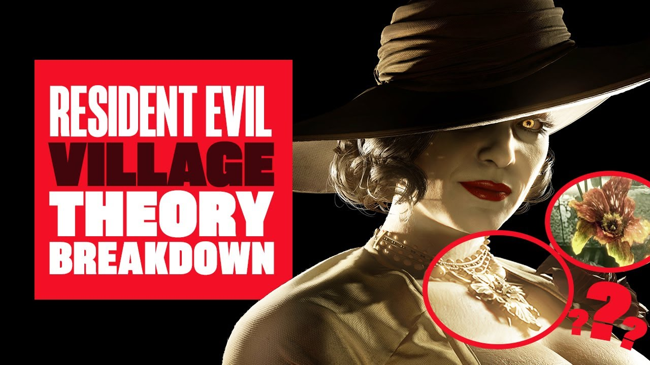 Resident Evil Village Gameplay Reaction - Resident Evil Village Theory Breakdown