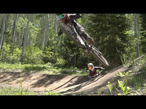 9 Year Old Mallen Twins Mountain Bike Deer Valley