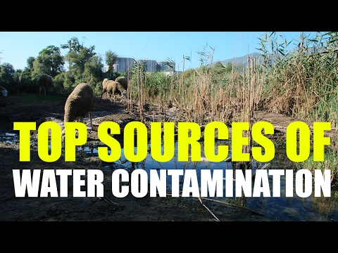 Sources of Water Contamination