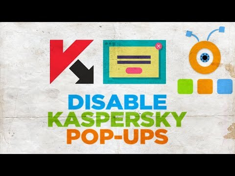 How to Disable Kaspersky Pop-ups | How to Stop Pop-Ups in Kaspersky Antivirus