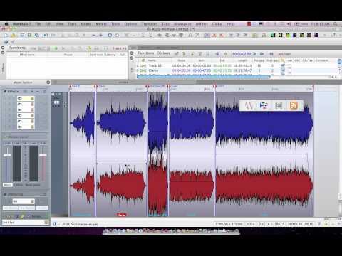 WaveLab Audio CD Creation