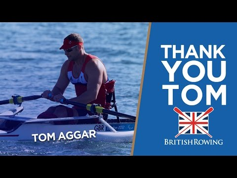 Good luck Tom | GB rower Aggar retires