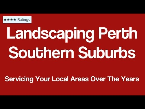Landscaping Perth Southern Suburbs | Australia Landscapers Garden Services Request | Call us