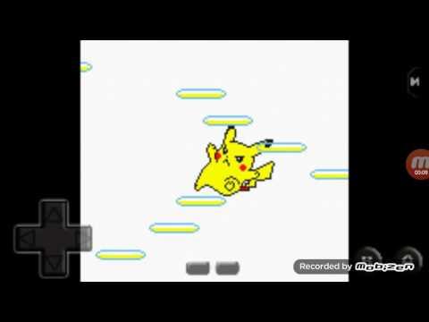 Pokemon Yellow Part 3-Catching Moltres