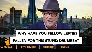 Why have you fellow lefties fallen for this stupid drumbeat? | MOATS Ep 11