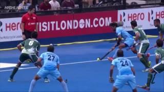 india defeated pakistan 6-1 in hockey, 2017